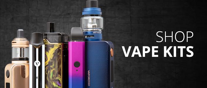 Vape Kits, E Liquids, Vape 360