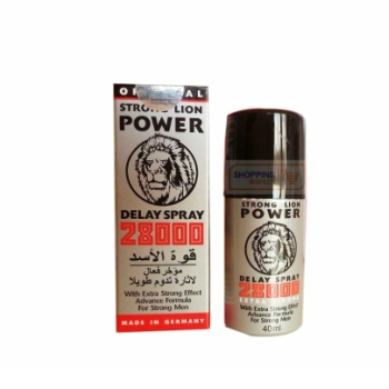 Strong Lion Power 28000 Delay Spray